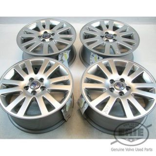 Set of 4 Volvo 17x7 Antaeus Alloy Rims Wheels for XC90 03 13