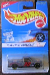 Hot Wheels 367 Chevy 1500 Truck 1996 First Editions