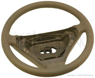Mercedes Benz Sportcoupe W203 CL203 Leather Steering Wheel New