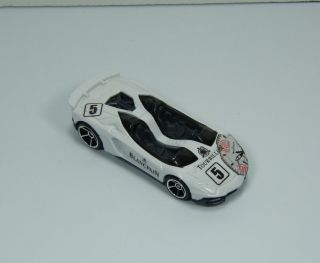"1 64 Hot Wheels Lamborghini Aventador J ""Blancpain"" Custom"