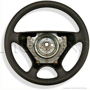 Mercedes Benz SL Class R129 W129 W124 W202 W210 Leather Steering Wheel New