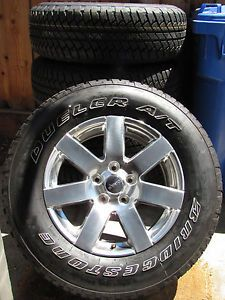 "5 New 2013 18"" Jeep Wrangler JK 70th Anniversary Wheels Tires Unlimited"