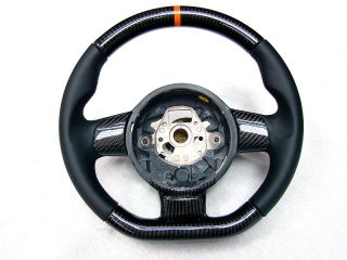 Lamborghini Gallardo 04 06 Carbon Steering Wheel Yellow