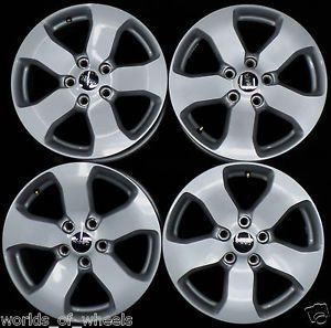 "Set of 4 Jeep Grand Cherokee 2011 2012 2013 18"" Factory Wheels Rims H 9105"