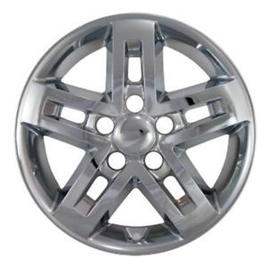 "16"" Chrome Wheel Skins for 2010 2011 2012 Kia Soul Set of 4 New"