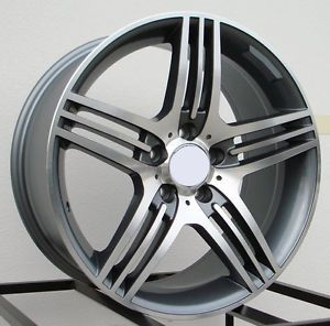 "19"" AMG Style Wheels Rims Fit Mercedes SL300 SL350 SL600 SL55 May Fit Others"
