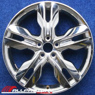 "Ford Edge 20"" 2011 2012 2013 Factory Used Chrome Rim Wheel 3847"