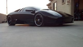 2002 Lamborghini Murcielago 600HP $20K in Upgrades Exhaust Wheels and Stereo