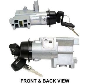 New Ignition Lock Cylinder Black Chevy Olds Buick Skylark Pontiac Grand Am