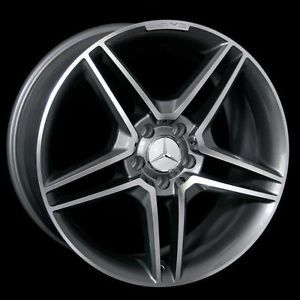 "18"" AMG Style Staggered Wheels 5x112 Rim Fits Mercedes Benz C Class 230 280 350"