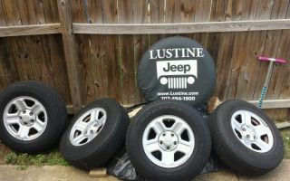 Jeep Wrangler Tires Rims
