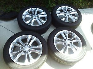 "Kia Optima Factory 17"" Wheels Tires"