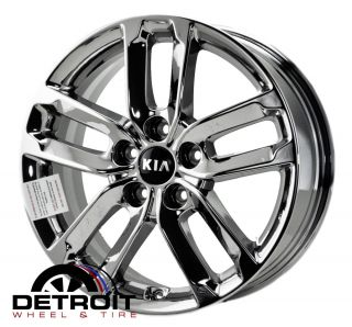 Kia Optima PVD Bright Chrome Wheels Factory Rim 74637 Exchange 2011 2012