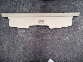 Range Rover Sport Rear Trunk Cargo Cover Tan Land Rover LR012843 2003 2012