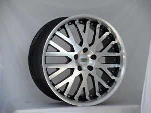 22x10 0 Land Rover Style Wheels 5x120 Rims Fits Range Rover Sport HSE 06 11