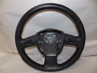 06 08 07 Audi A3 Black Steering Wheel 2006 2007 2008 131
