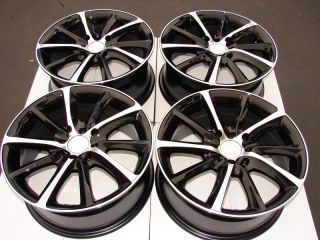 "15"" Effect Wheels Rims 4 Lugs Cobalt Geo Prizm Neon Escort ZX2 Accord Civic Fit"