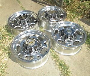 "16"" Chevy GMC 2500 HD Truck Wheels Rims Silverado 2500HD 8 Lug"