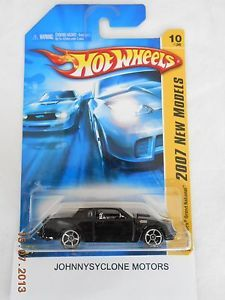 Hot Wheels 1987 Buick Grand National Black