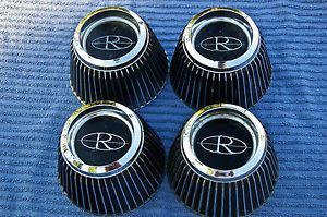 1966 1967 1968 1969 1970 Buick Riviera Chrome Rally Wheel R Center Caps