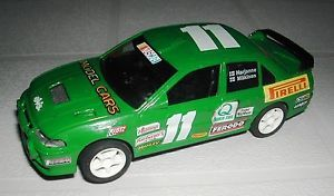 Slot Car SCX 1 32 Mitsubishi Lancer 4 Wheel Drive