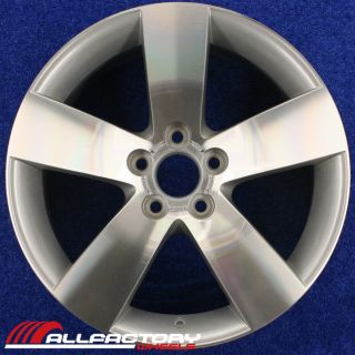 "Pontiac G8 19"" 2008 2009 08 09 Factory Rim Wheel Machined with Silver 6640"