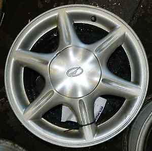 "02 03 04 Olds Alero 16"" Alloy Wheel Rim QD1 LKQ"
