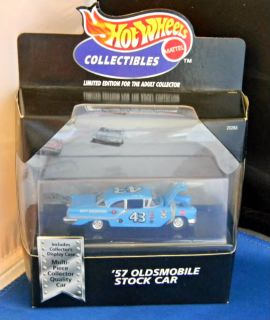 1998 Hot Wheels Hotwheels Lmtd Petty '57 Olds Oldsmobile Stock Car A0895