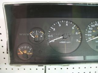 Jeep Interior Dash Instrument Cluster Speedometer Assembly Tach 56042796