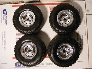 New Bright 1 5 Radio Control Land Rover Discovery Parts RC Truck Wheels