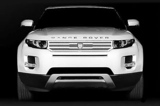 Lexani Grilles Land Rover Range Rover Evoque Bodystyling Grille Kit Chrome Mesh