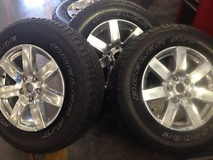 Jeep Sahara Wheels Tires
