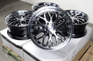 17 5x112 Wheels Mercedes Audi Maybach CLK350 S500 E320 E350 Polished 5 Lug Rims