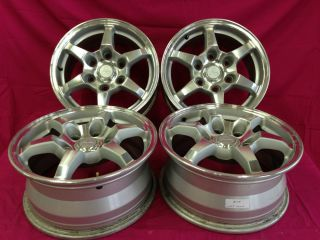 Mitsubishi Montero Sport Factory 16 Wheels Rims Caps Polished 6x5 5