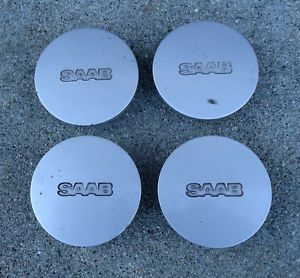 94 95 96 Saab 9000 CS Alloy Wheel Center Cap Set 8677403