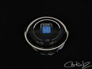 Nardi Steering Wheel 350mm Deep Corn Wood Grain Polished Spoke JDM 5069 35 3000