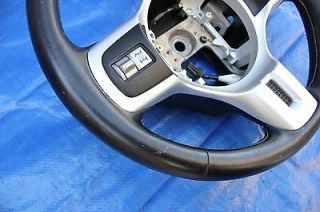 2008 Mitsubishi Lancer Evolution x GSR Leather Steering Wheel CZ4A Evox