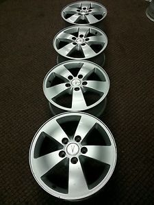 "05 08 Pontiac Grand Prix 16"" Factory 5 Spoke Silver Wheels Rims 6587"