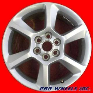 "Saab 9 4X 18x8"" Silver Factory Original Wheel Rim 18830 TW"