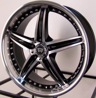 "20"" Wheels Rim Altima Accord Edge Nitro Pilot CL Amanti"