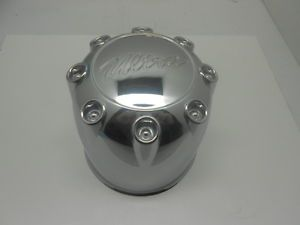 Ultra Custom Wheel Center Cap Chrome Finish 89 8114 4 7 8 inch Diameter
