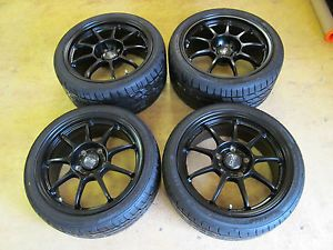 Oz Racing Alleggerita 5x130 Porsche 911 Turbo Wheel Tires 295 30 18 225 40 18