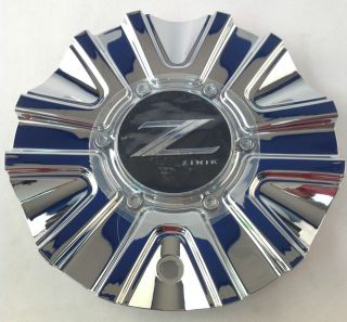 Zinik Z29 Wheel Rim Aftermarket Chrome Center Cap Z29 1 Cap No Screw