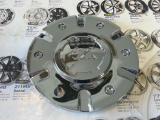 Zinik Z9 Chrome Wheel Center Cap Z 9 Cap Z090