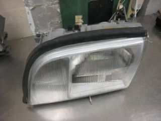 1994 1996 Mercedes C280 C36 AMG C220 202 820 7621 Headlight Assembly Left