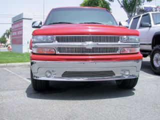 T Rex 30075 Polished Billet Grille Chevy Tahoe