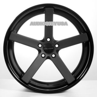 "22"" Giovanna Mecca BK for Lexus Wheels and Tires Rims Infiniti LS Is ES GS 350"