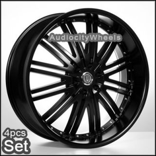 26inch Wheels Rims Chevy Escalade Ford GMC Yukon Tahoe