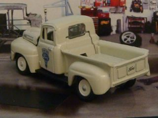 50 Ford F 1 Genuine Ford Parts Runner Truck 1 64 Scale Edit 4 Photos Below