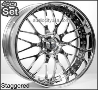 "24"" AC Forged for Land Range Rover Wheels Rims 3pc Forged"